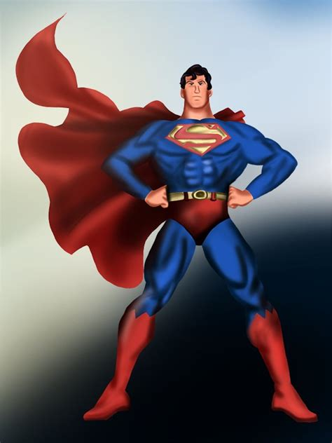 learn   draw superman superman step  step