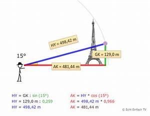 Entfernung Berechnen Luftlinie : trigonometrie trigonometrie fl cheninhalt einer raute berechnen entfernung des freiballons ~ Themetempest.com Abrechnung