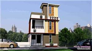 House Front Elevation Designs For Three Floor YouTube