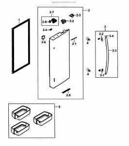 Samsung Da91-04146b Assy Door Foam-ref Right