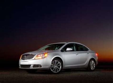 2013 Buick Verano Mpg by 2013 Buick Verano Turbo Will Bring 250 Hp 31 Mpg