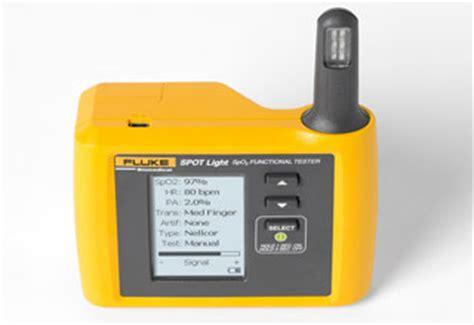 Fluke biomedical ProSim SPOT Light : SpO2 Pulse Oximeter