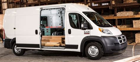 8 Most Recommended Cargo Vans By Professionals