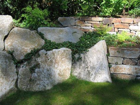 granite boulders meet walls style