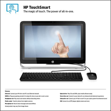Amazon.com: HP Pavilion 21-h010 21-Inch Touchsmart All-in