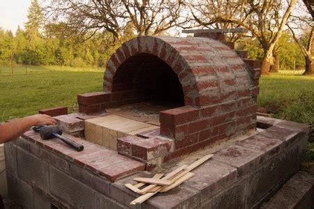 diy  outdoor pizza oven doityourselfcom