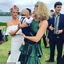 Matilda Brown defies tradition in two-piece wedding dress ...
