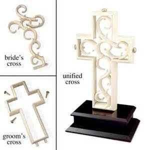 how to become wedding officiant ceremony the unity cross waiting for the wedding