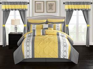 Chic, Home, Kaia, 20, Piece, Comforter, Set, Bed, In, A, Bag, Bedding