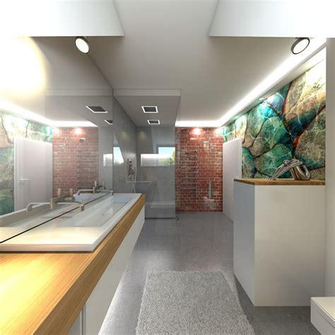 Kleine Badezimmer Design by Kleines Badezimmer Modern Wohndesign