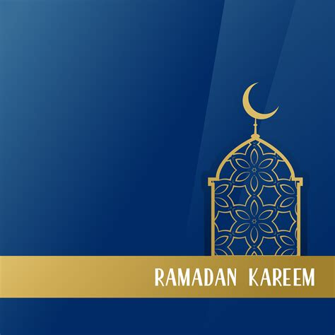 ramadan kareem seasonal design background