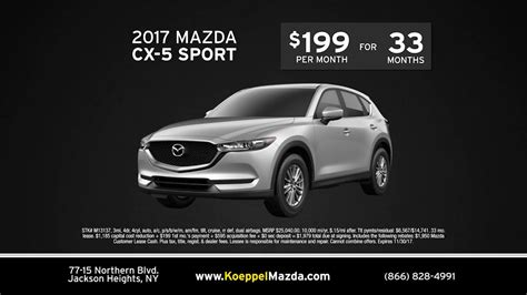 History Of Koeppel Mazda  November Youtube