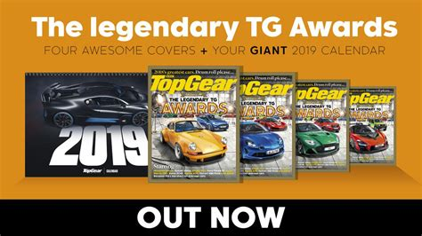 Top Gear Awards by Revealed The 2018 Top Gear Magazine Awards Winners Top
