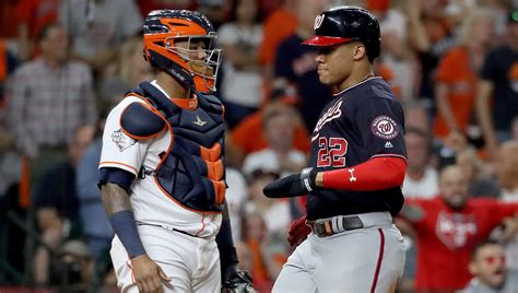 astros  nationals  world series game   tv today