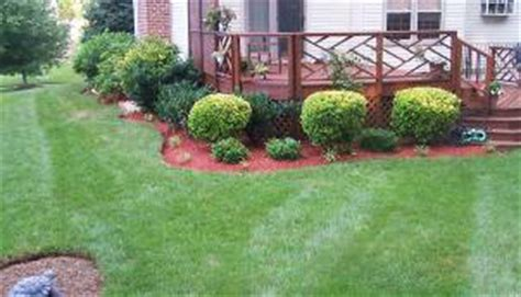 bowie pg prince georges county landscape contractor