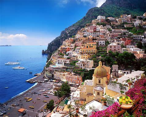 The Jewel Of The Amalfi Coast Positano Italy Magazine