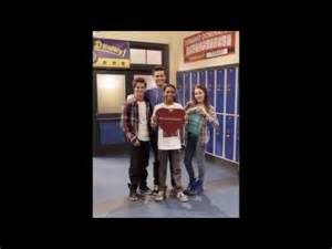 Lab Rats Adam Bree and Chase