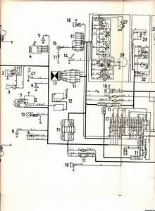 Elschema Volvo Bm 650  700  U2022 Maskinisten