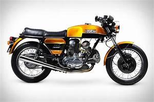 1974 Ducati 750 Gt Motorcycle