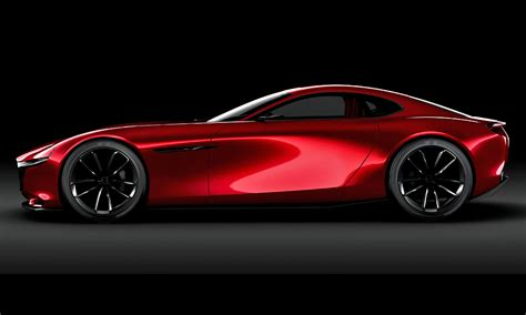 Mazda Rx Vision Concept Car by No New Rotary Powered Sports Car Says Mazda Ceo Car