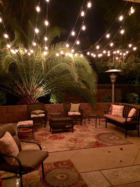 String Patio Lights by Lighting Beautiful How Adorable Patio Light Strings For