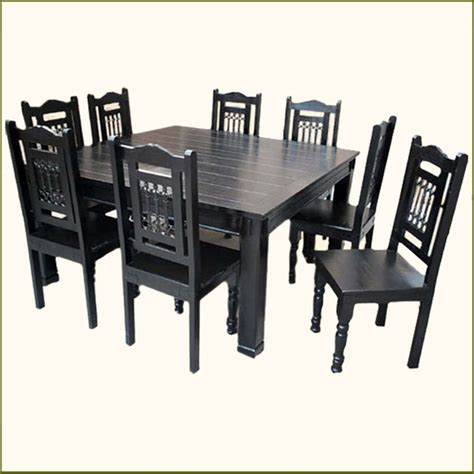 black dining room table set 20 best images about dining in style on