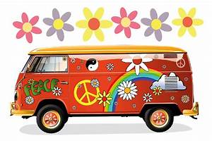 On SALE NOW! Splitscreen Kombi Wall Decal Decoration