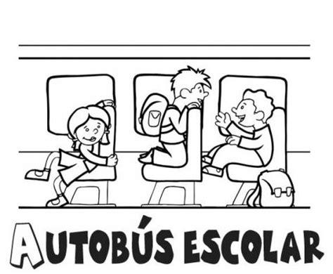 Seguridad escolar dibujos Imagui