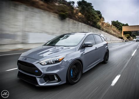 ricardo hernandez ford focus rs mk hot hatch