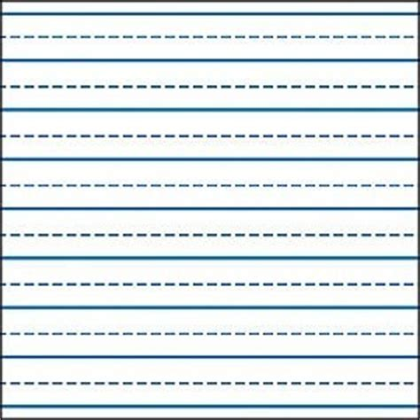 preschool handwriting paper 8 best images of printable dotted lined writing paper 858