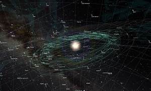 Map of the Solar System with Asteroid Belts (page 4 ...