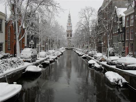 The Purl District Blog Amsterdam Zuiderkerk 5 Of Snow