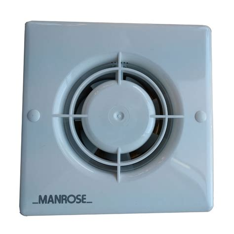 bath fan with humidistat xf100h manrose xf100h 100mm bathroom fan with humidity