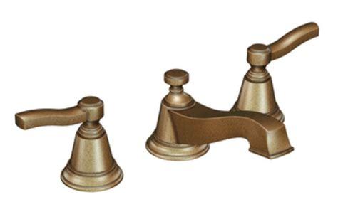 moen tsaz rothbury  handle  arc bathroom faucet