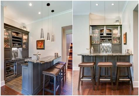 Home Bar Design Ideas Houzz by 10 Cool And Creative Home Bar Lighting Ideas