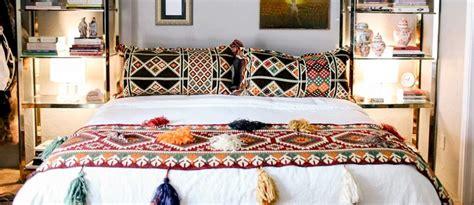 bohemian bedroom decoration ideas