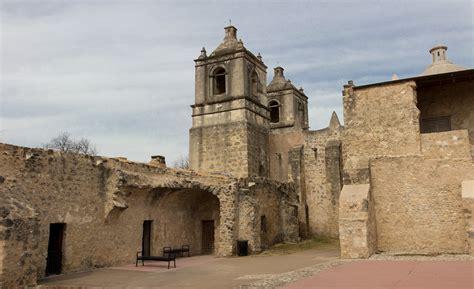 Mission Concepción in San Antonio - jcutrer.com