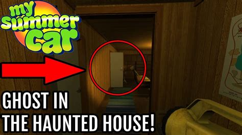Finding A Ghost In The House