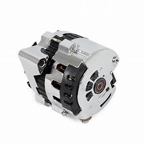 Gm Cs130 Alternator  1 Wire  160 Amp  With Side Post