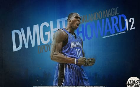 dwight howard magic wallpaper  ishaanmishra  deviantart