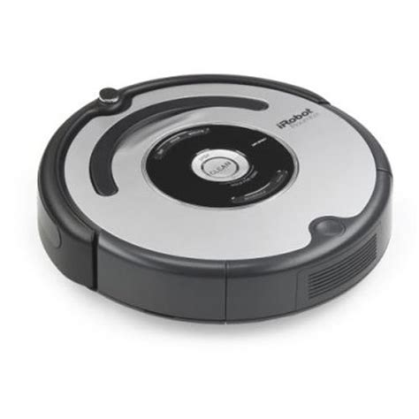 Irobot Roomba 560 Vacuum Cleaning Robot  The Green Head