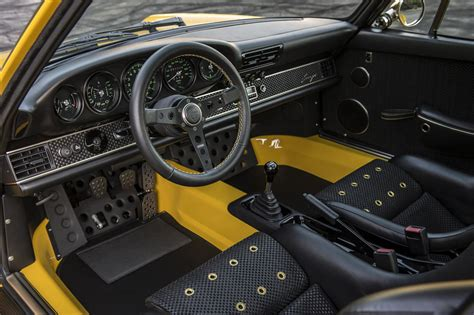 Custom Porsche Interior by 20 Impossibly Beautiful Custom Porsche Interiors Airows