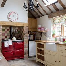 New Home Interior Design Country Kitchens