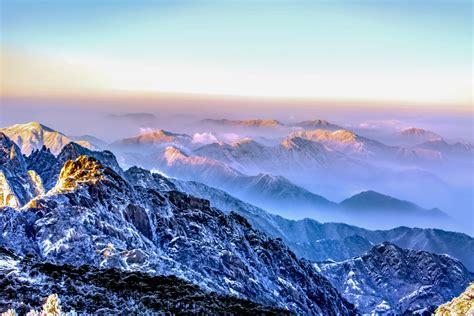 Morning Blue Mountains