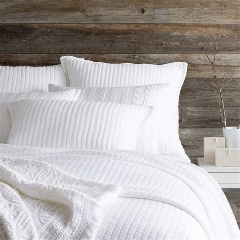 Coverlet For Bed by Boyfriend White Matelass 233 Coverlet Pine Cone Hill