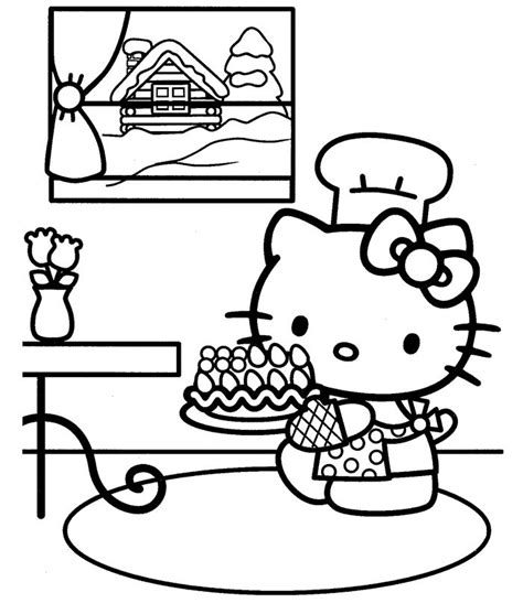 images   kitty coloring pages  pinterest