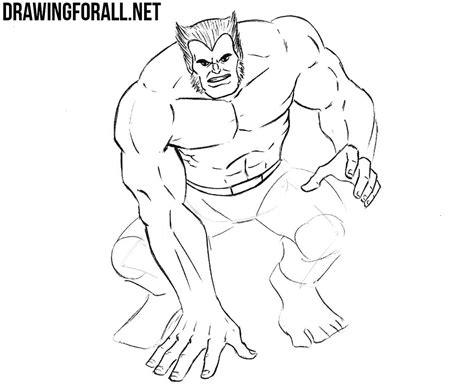 draw beast   men drawingforallnet