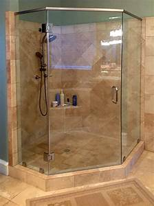 Neo Angle Shower Enclosures Shower Doors Of Dallas