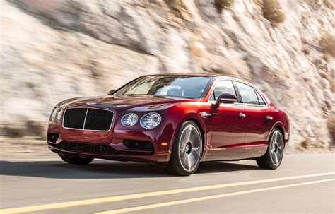 2017 bentley flying spur review ratings specs prices