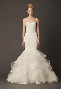 nhb fave 5 vera wang fall 2013 collection naturalhairbride With vera wang lillian wedding dress